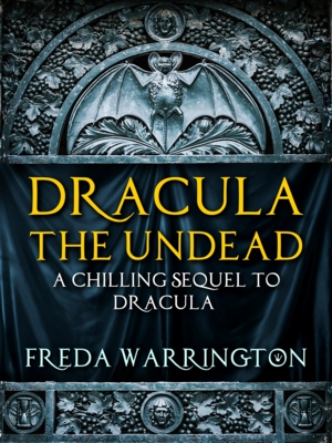 Dracula Undead Kindle cover