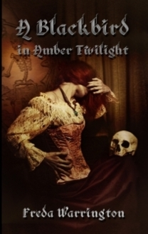 A Blackbrid in Amber Twilight by Freda Warrington