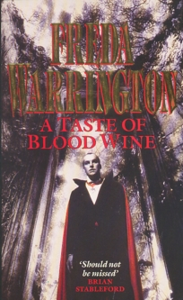 Blood Wine 1992 cover