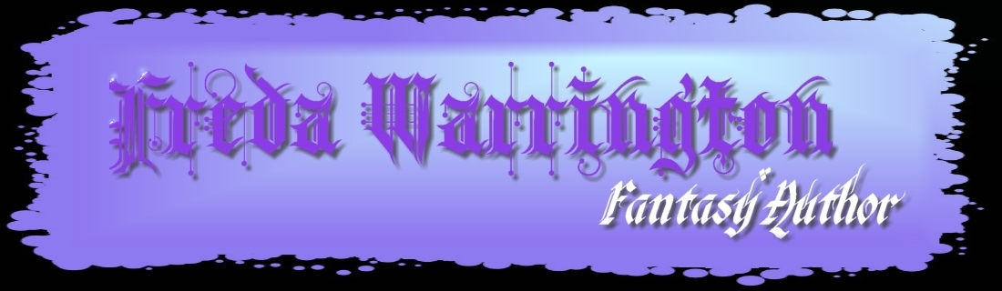 Freda Warrington, fantasy author