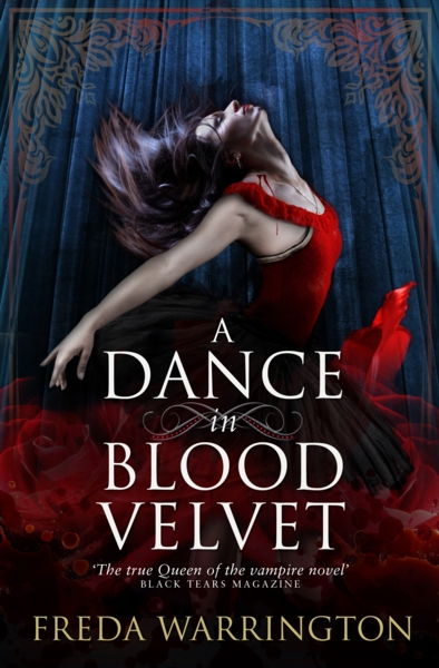 A Dance in Blood Velvet by Freda Warrington